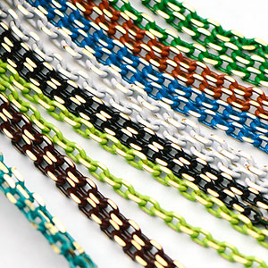 Chain 516: Color Chain Filed Cable