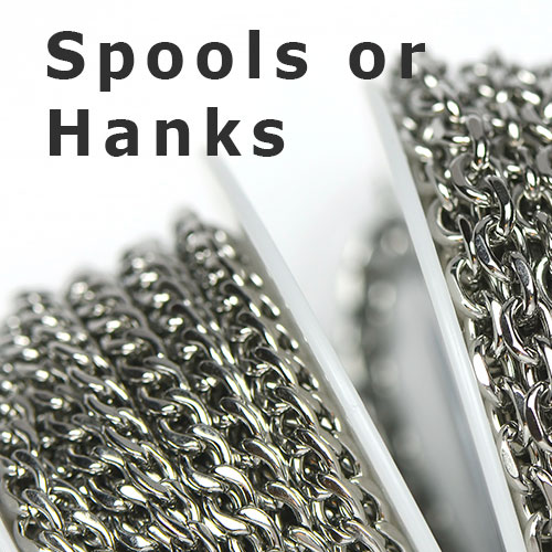 Stainless Steel Chain Spools-Hanks