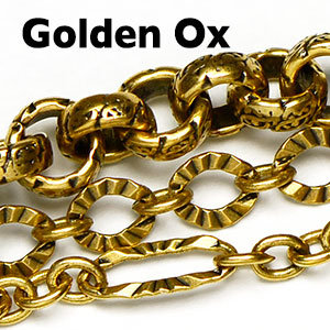 Golden Ox Plate