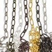 Also available silver plate, rhodium, 18K gold, antique silver, brass and copper!